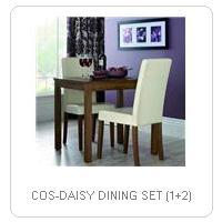 COS-DAISY DINING SET (1+2)